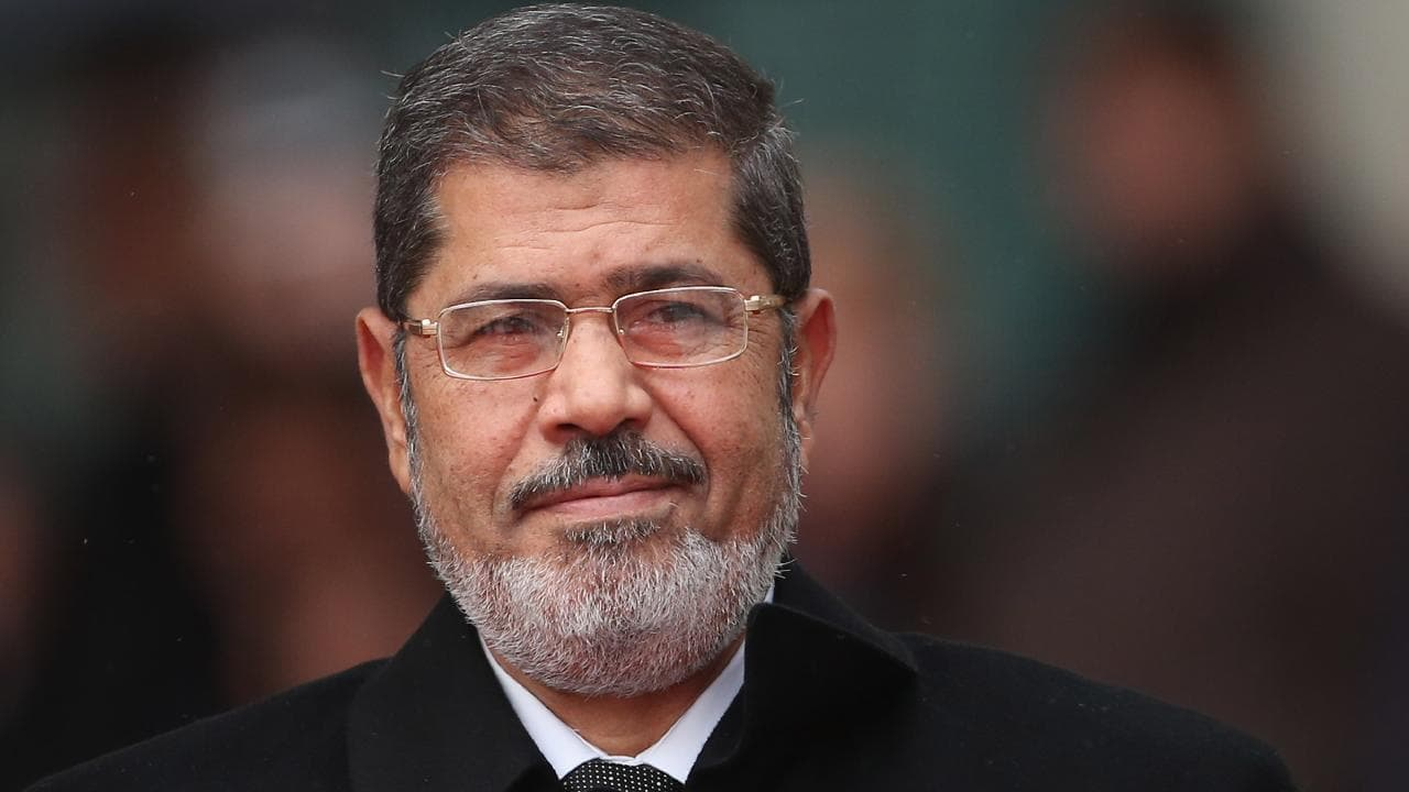 The World, Not Just the Egyptians, Mourns over Mohamed Morsi's Sudden Death.