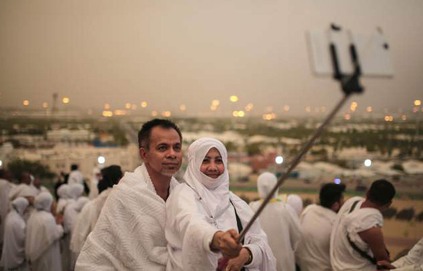 A Hajj Without Riya' (Showing Off).
