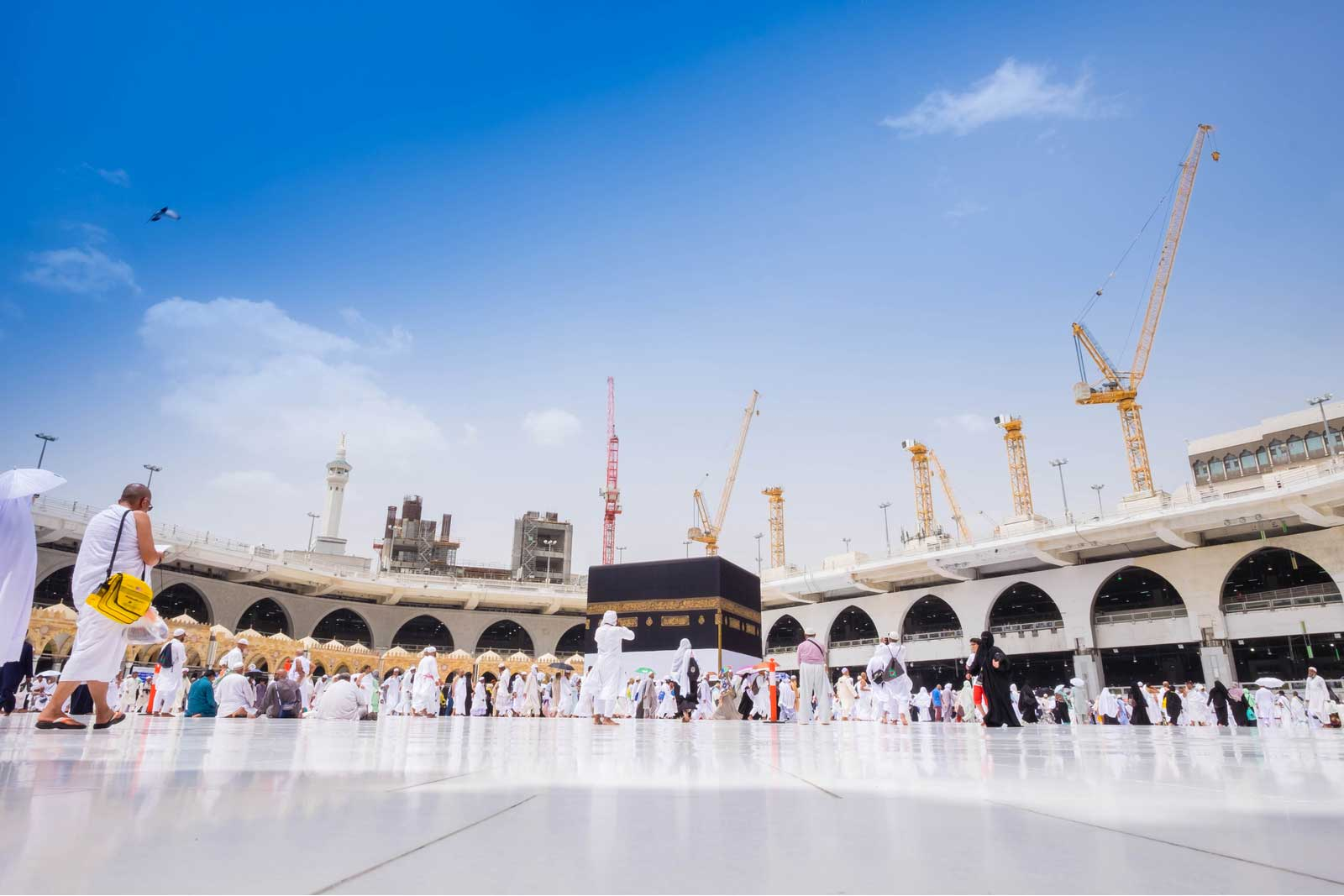 Hajj – Allah is Calling You to Him, and to These Things.